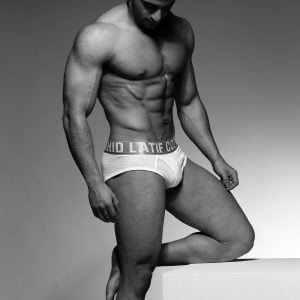 Army trunks underwear organic by ZLCOPENHAGEN