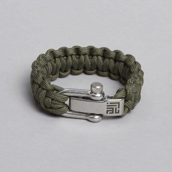 Army Paracord bracelet by ZLC.
