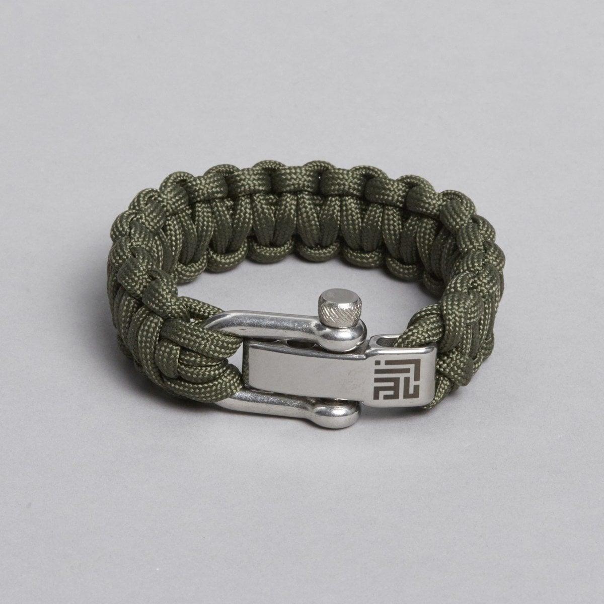 Army Paracord Bracelet Original Zlc Worldwide Delivery
