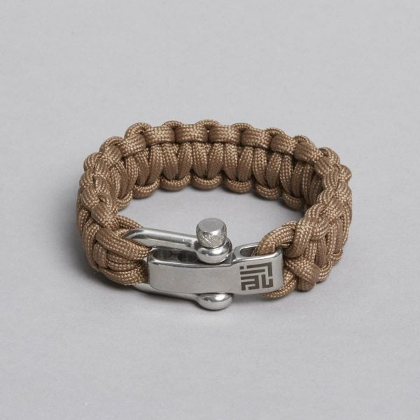 beige Paracord by ZLC.