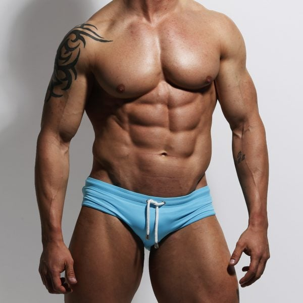 ZLC Turquoise swimwear.