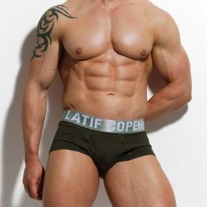 army trunk underwear by ZLCOPENHAGEN