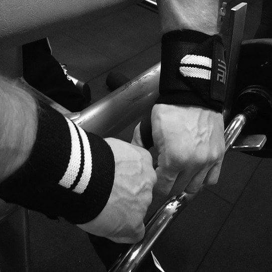 Wrist Wraps af ZLC.