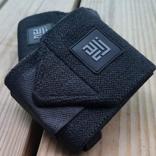 ZLC BLACK WRIST WRAPS SUPPORT