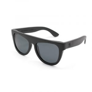 ZLC Black Bamboo Sunglasses by ZLC.