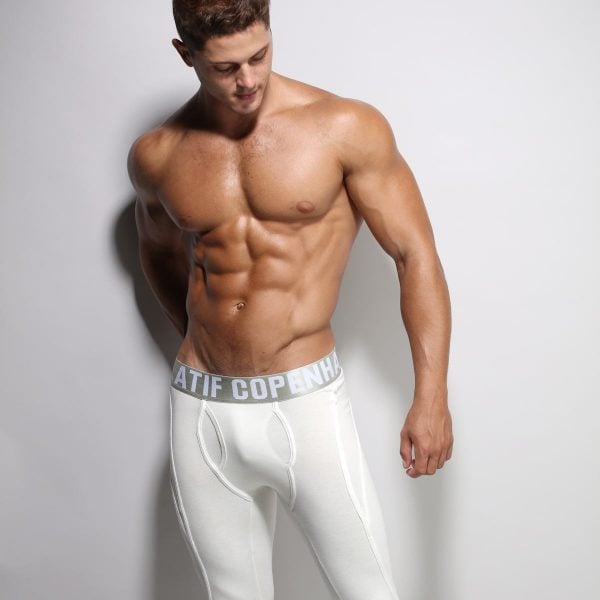 White long john by ZLC.