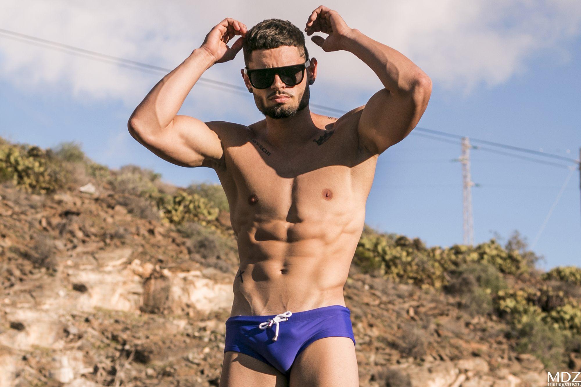 ZLC Blue swimwear