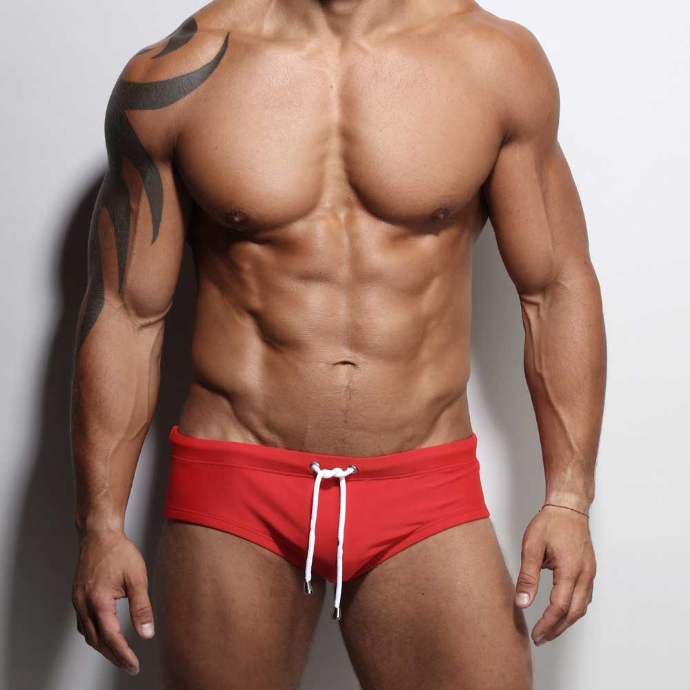 ZLC BLOOD RED SWIMWEAR