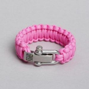 Pink bracelet by ZLC.