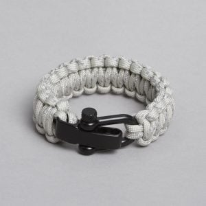 Reflex White Grey Black Lock