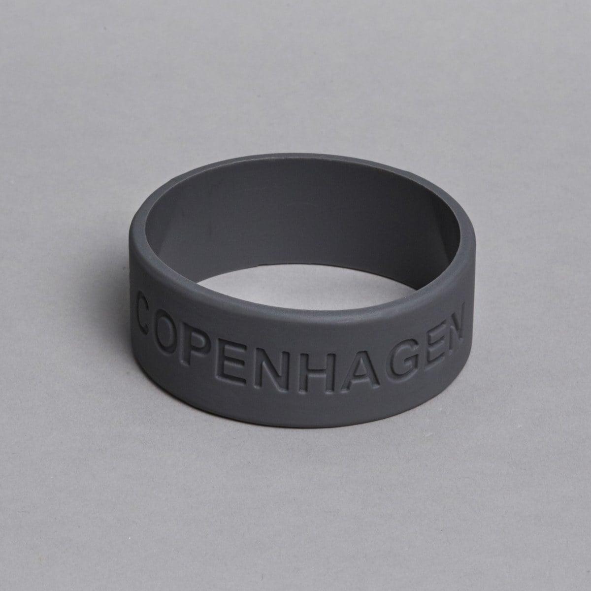grey charity bracelet