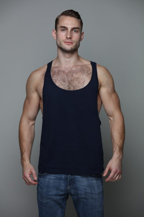 Bodybuilding Fitness Tank Top by ZLCOPENHAGEN