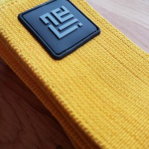 yellow-occlusionstraning-velcro-closure-kaatsu-bfr-closeup